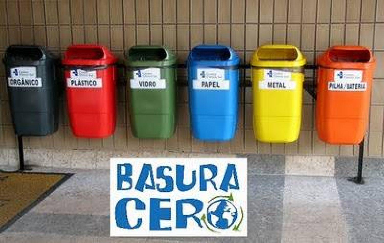 "Primera Feria de Reciclaje ""Basura Cero"""