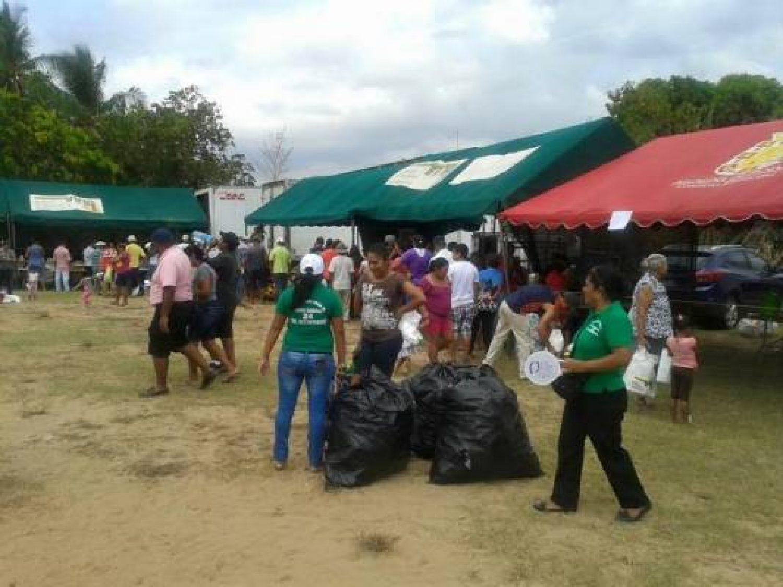 Programa Basura Cero recibe a vecinos de la 24 de diciembre