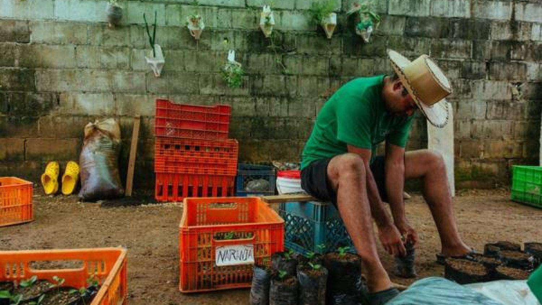 Proyecto Ecosólido en La Joyita celebra su tercer aniversario junto al programa Basura Cero