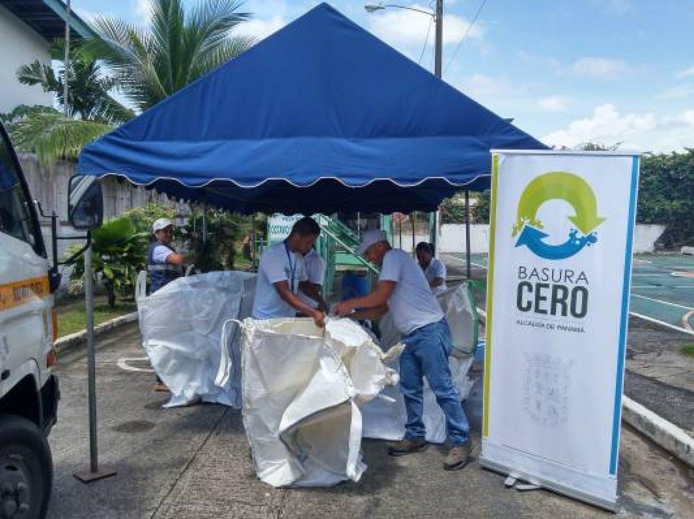 Villa Soberanía Comenzó A Reciclar