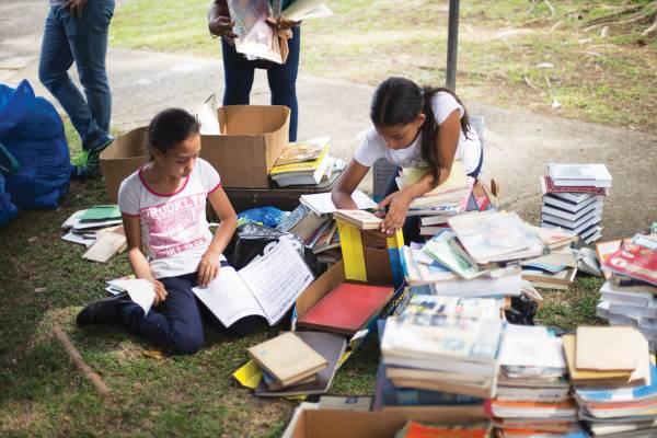 Betania celebró el Día Mundial del Reciclaje con una GRAN FERIA FAMILIAR