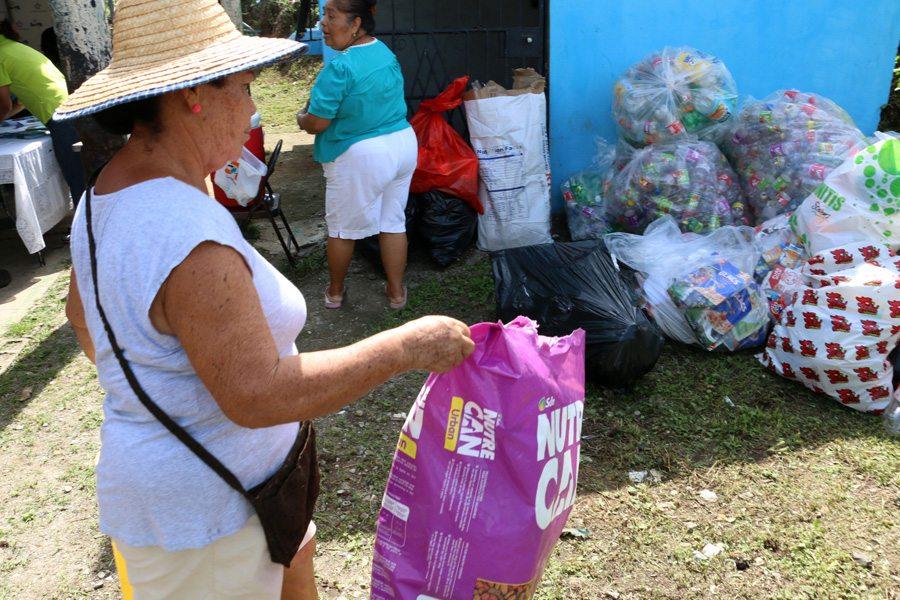 Nuevo Progreso en Chilibre se suma a Basura Cero con su punto limpio
